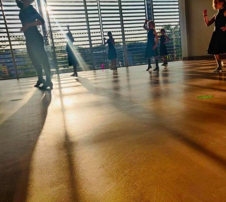 Ballroom and latin dance classes